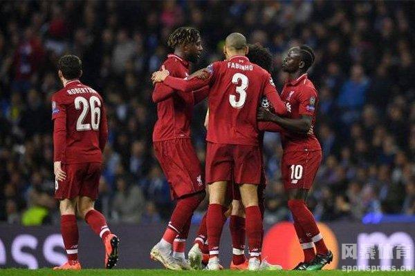 英超利物浦VS曼联直播视频及比分预测