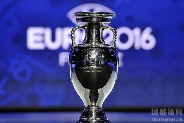 欧洲杯奖杯是无数国家队的梦想