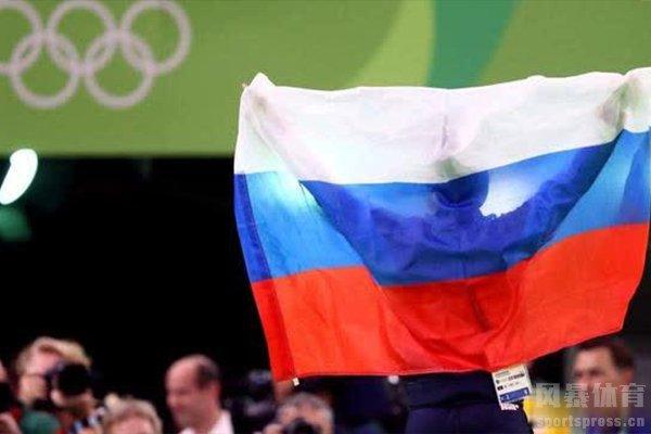 俄罗斯被反兴奋剂组织被禁赛
