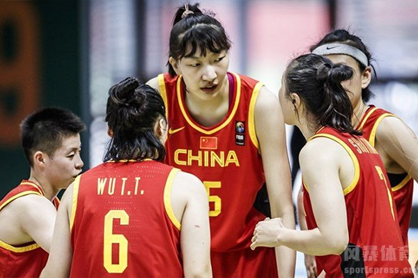 其中中国女篮一共获得过10次亚洲杯冠军