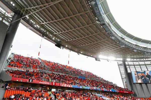 世界杯临时看台走红 具体是怎么回事?