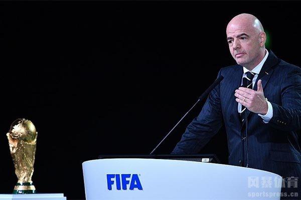 在2026年三国联合申办世界杯