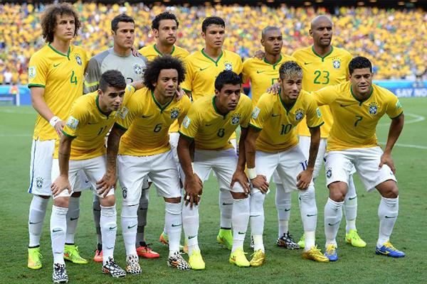 2014世界杯揭幕战都有谁?