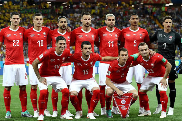 2018世界杯瑞士队阵容有多强?2018世界杯瑞士队表现如何?