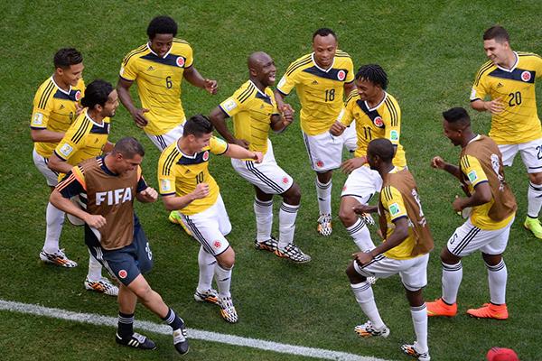 世界杯哥伦比亚表现如何?世界杯哥伦比亚实力怎么样?