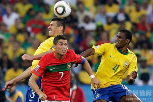 2010巴西队最终获得了8强的成绩