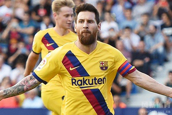 梅西在足球方面的天赋无人可比