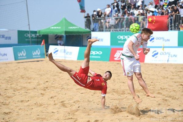 2019沙滩足球世界杯冠军是葡萄牙队