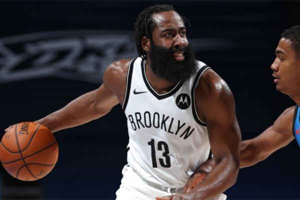 哈登、约基奇当选NBA周最佳球员 是怎么回事?