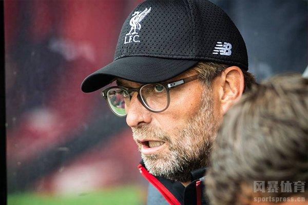 克洛普的执教让利物浦现在霸主气息十足