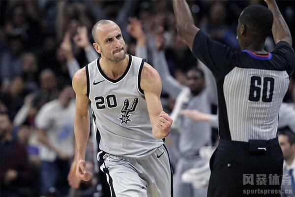 NBA历史最佳第六人是吉诺比利