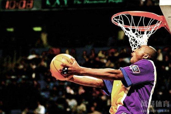 科比是NBA的一个传说