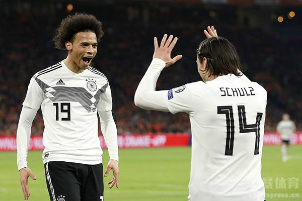 德国队最终3-2绝杀荷兰队
