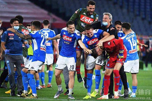 2020意大利杯冠军是那不勒斯
