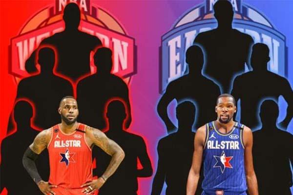 NBA全明星首发名单公布 哈登与利拉德未能入选