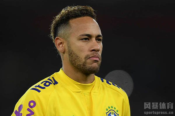 巴西队更有着内马尔这样的超级巨星