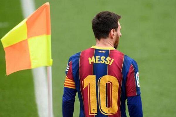 梅西现在在哪个球队?梅西会离开巴萨吗?