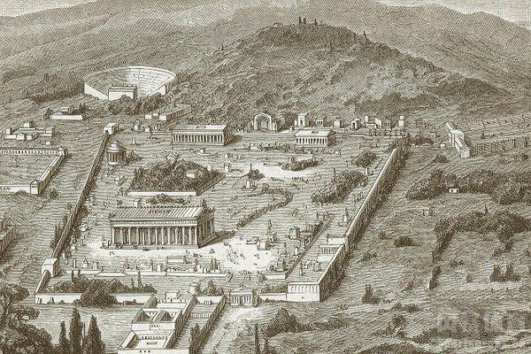 第一届奥运会在希腊雅典举办