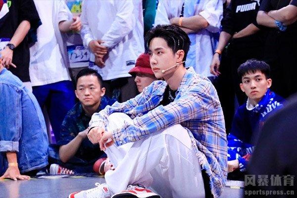 王一博是一位全能型的艺人