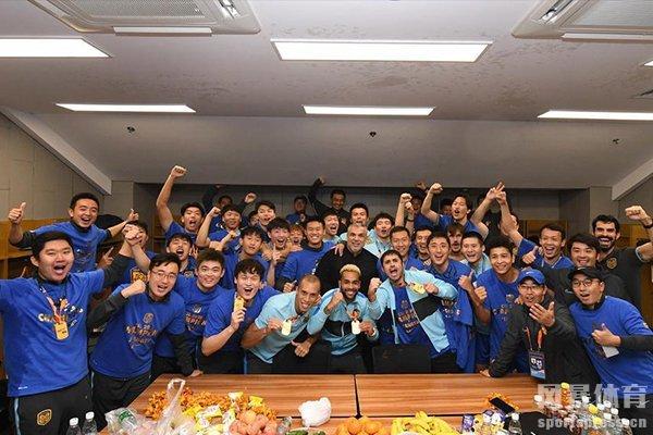 上赛季中超冠军是江苏苏宁