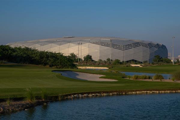 卡塔尔教育城体育场