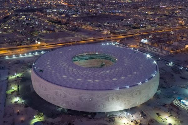 卡塔尔世界杯球场---Al Thumama体育场