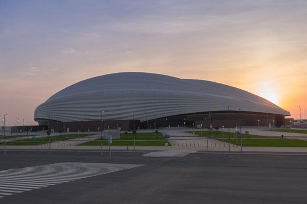 卡塔尔Al Janoub体育场