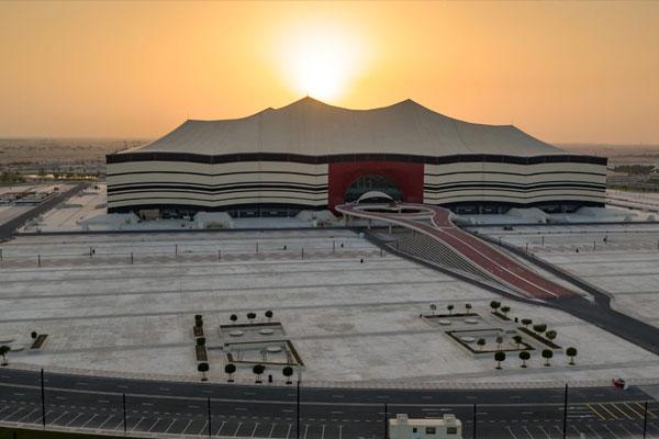 卡塔尔Al Bayt体育场