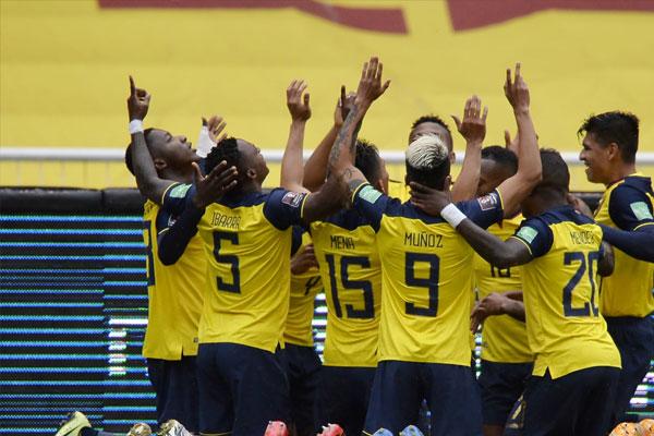 2022年卡塔尔南美预选赛