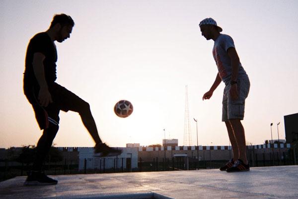 卡塔尔的足球文化