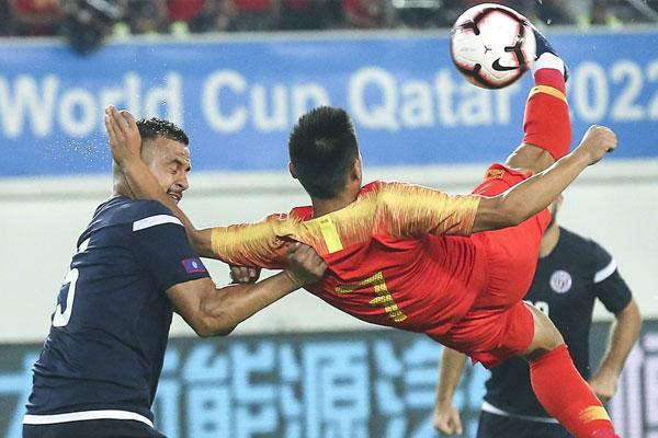 亚洲世界杯预选赛亮点