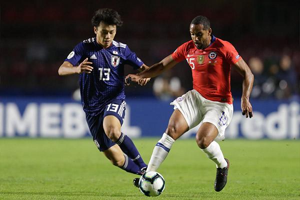 美洲杯日本对智利谁更厉害?日本为什么能参加美洲杯?