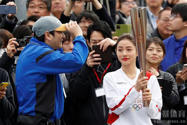 超30位日本知名人士请辞奥运火炬手