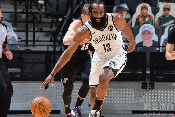 哈登是NBA极为出色的球星