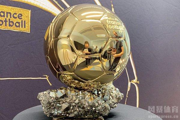 欧洲足球先生也是金球奖