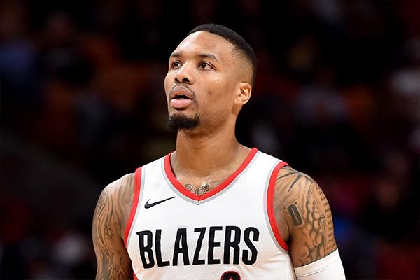 利拉德身高有多少?利拉德身高在NBA球员之中处于什么水平?