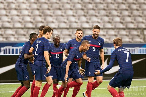 法国足球近些年强大的离谱