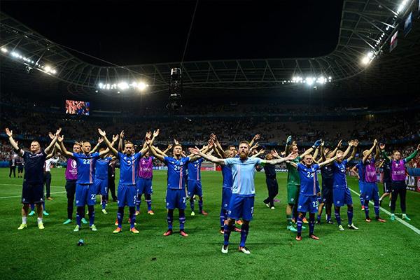 <b>冰岛足球队有多强?冰岛足球队排名世界第几?</b>