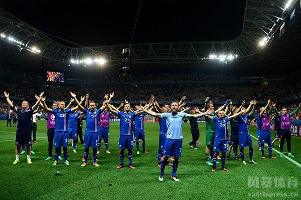 冰岛队是欧洲顶级的强队