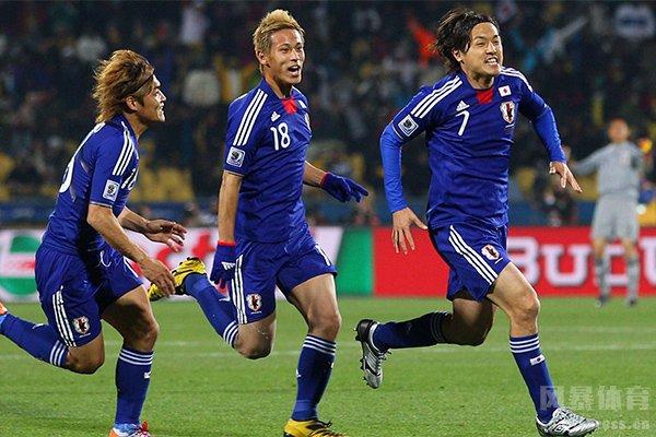 日本足球目前排名亚洲第一