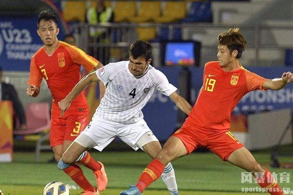 期待中国队能打入2022世界杯
