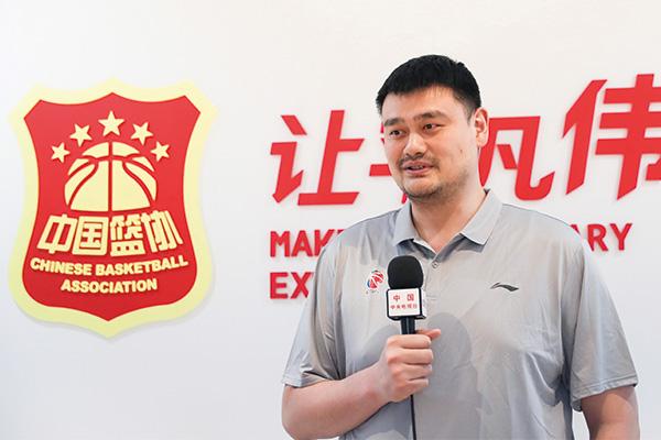 中国篮协主席是什么级别的干部?中国篮协主席历任名单!