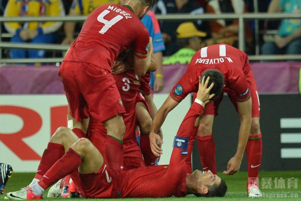 葡萄牙拥有着C罗、B费、佩佩这样的球星