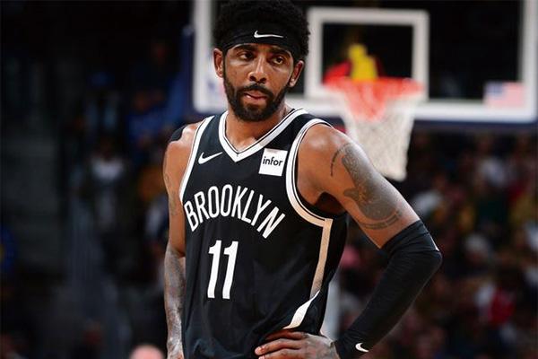 NBA欧文球衣是多少号?NBA欧文现在在哪个球队?