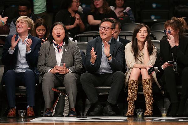 篮网队老板蔡崇信是哪里人?篮网队老板是中国人吗?