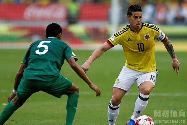 哥伦比亚目前世界排名第15