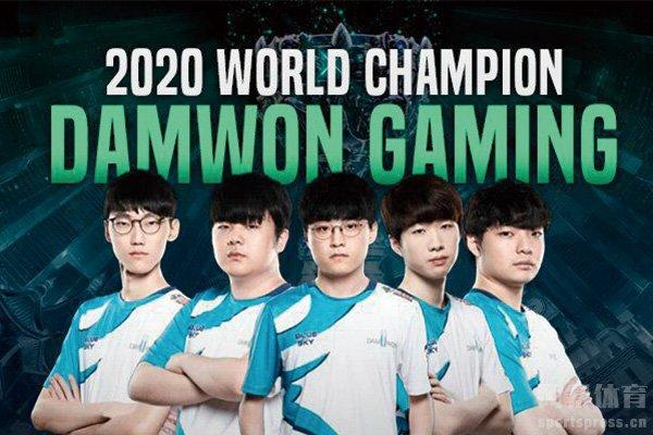 DWG是S10全球总决赛冠军