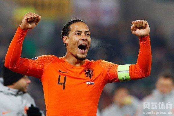 荷兰队是当之无愧的无冕之王