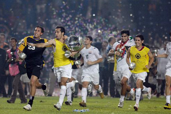 <b>伊拉克足球水平怎么样?伊拉克足球亚洲杯夺冠是什么时候?</b>