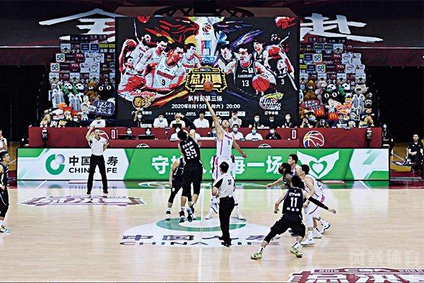 CBA总决赛仍将由广东对阵辽宁